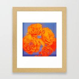 The Glitch Hiatus 01 Framed Art Print