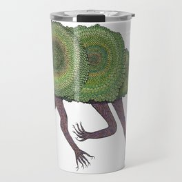 Creeping Shrubbery Travel Mug