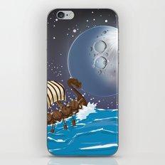 The Vikings iPhone & iPod Skin