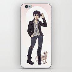 Selina iPhone & iPod Skin