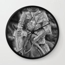 King Richard the Third Wall Clock