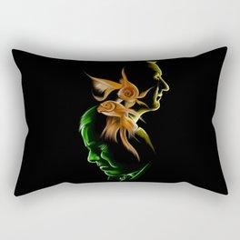 My Goldfish Rectangular Pillow