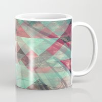 woods Mugs featuring Woods by Hope