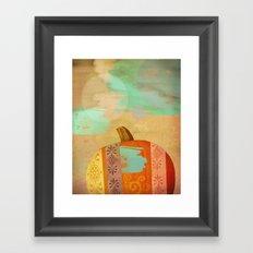 It's Fall 'Yall Framed Art Print