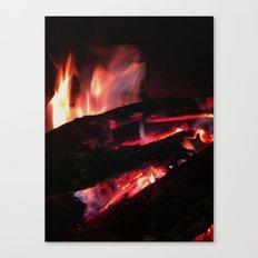 Bonfire2~takibi~ Canvas Print