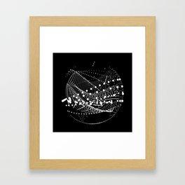 Terra – 9 Framed Art Print