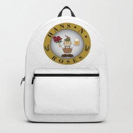 Hans'n'Roses Backpack