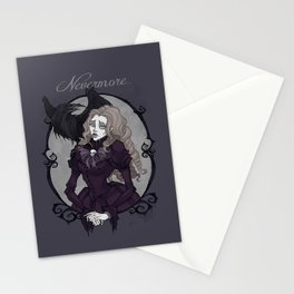 Lenore Portrait Stationery Cards