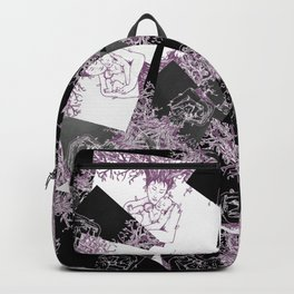 pattern fill Backpack