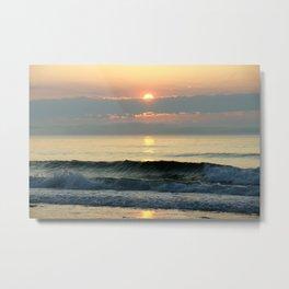 Ogunquit Sunrise Metal Print