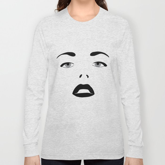 Glamour Girl Long Sleeve T-shirt