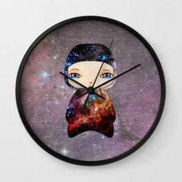 A Boy - Space Wall Clock