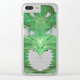Loving Troll Clear iPhone Case