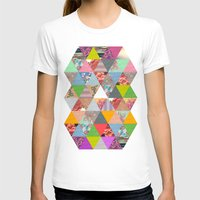 spring T-shirts featuring Lost in ▲ by Bianca Green
