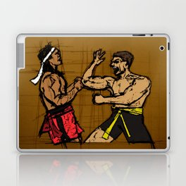 you fought with inspiration Laptop & iPad Skin