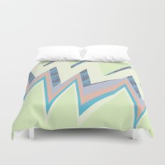 Bolted Duvet Cover