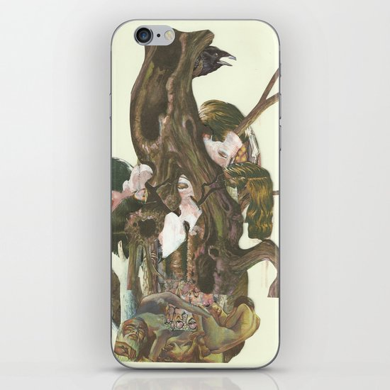 The Unleashed power of the Atom has changed everything iPhone & iPod Skin