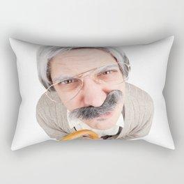 Grumpy Old Guy Rectangular Pillow