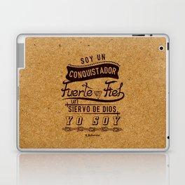Conqui Fuerte y fiel Laptop & iPad Skin