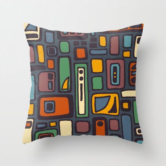 Textures/Abstract 41 Throw Pillow