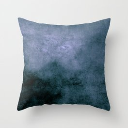 Abstract Cave VII Throw Pillow