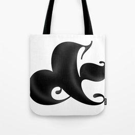 Bold Ampersand Tote Bag