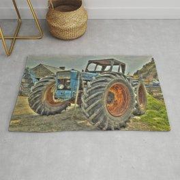 Porth Meudwy Tractor Rug