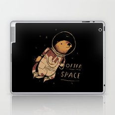 otter space Laptop & iPad Skin