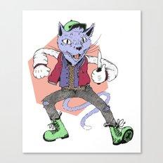 Catnip Canvas Print