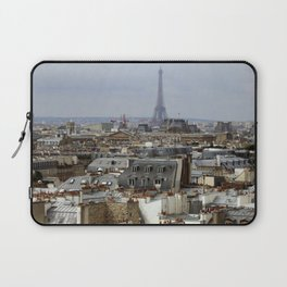 Paris Rooftops Laptop Sleeve