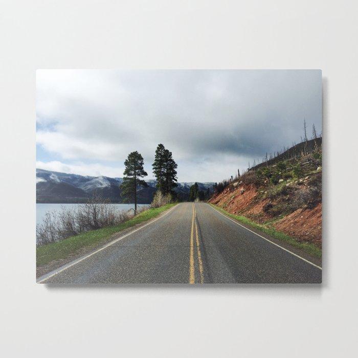 Just Road Trip Things Metal Print