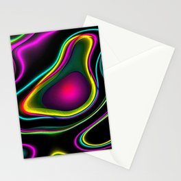 Vibrant Fantasy 5 Stationery Cards