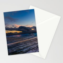Floridatown Park Sunset Stationery Cards