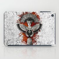 phoenix iPad Cases featuring Phoenix by Diogo Verissimo