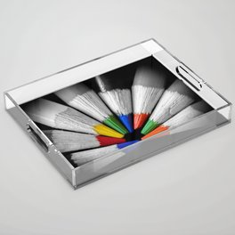 Colour Your Walls Acrylic Tray