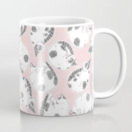 Sleepy Kitties Coffee Mug