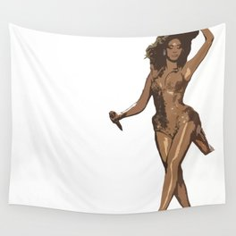 Bey Performance Wall Tapestry