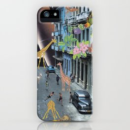 Havana iPhone Case