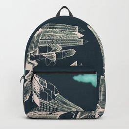 Dark Area Backpack
