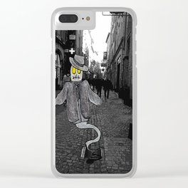 A second Chance from The Sewers Clear iPhone Case