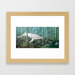 Albion Framed Art Print