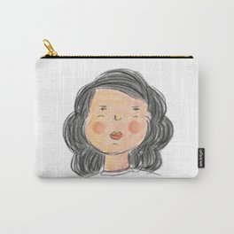 Rosy cheeks  Carry-All Pouch