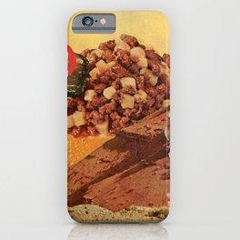 Corn Beef Hash Safari  iPhone Case