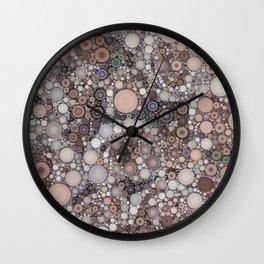 :: Gray Sky Morning :: Wall Clock