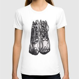 Laced Up T-shirt