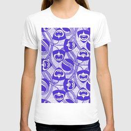 """Koloman Moser """"Textile pattern (Geometrical)"""" (2) T-shirt"""