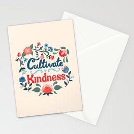 Cultivate Kindness Stationery Cards