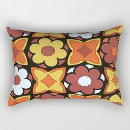 Floral Decadence Rectangular Pillow