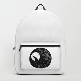 Howl at the moon Backpack
