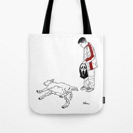 Danger Kids: Myetonic Millie Tote Bag
